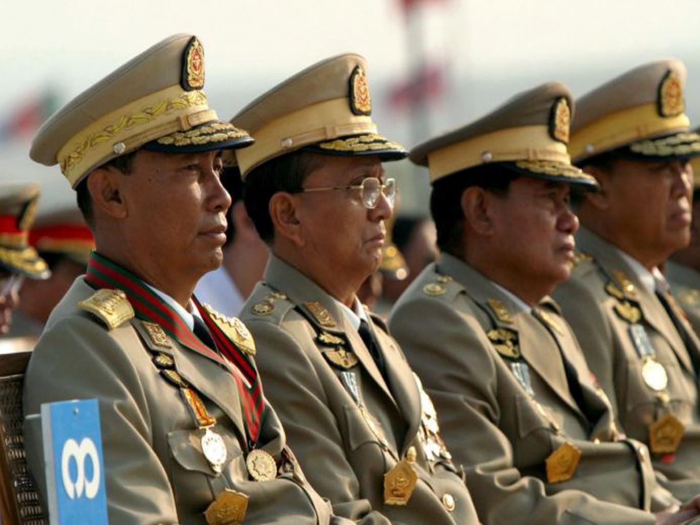 Myanmar power struggle sees senior figures purged ahead of ...