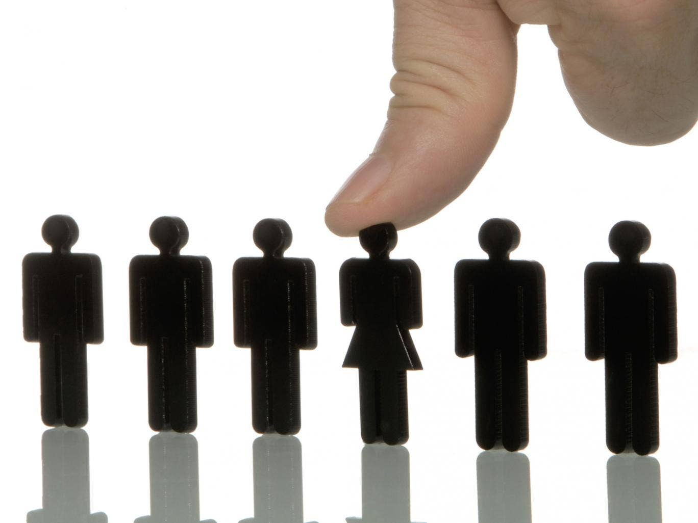 Think, sexual harrassment in male dominated workplace