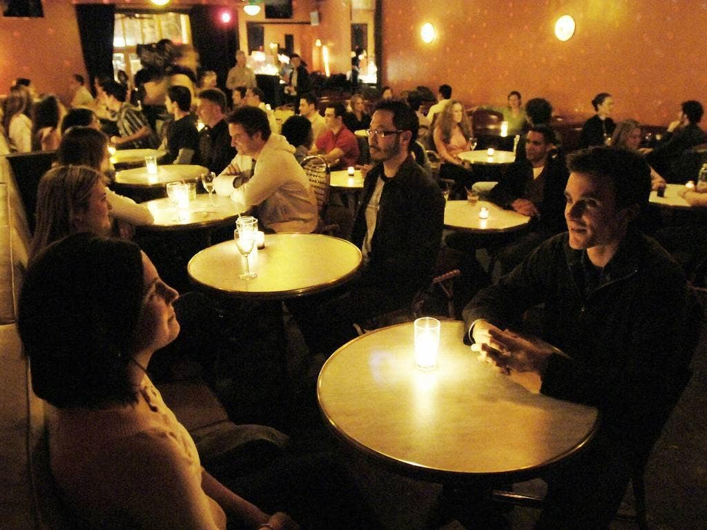 Is speed dating offered anywhere in austin texas
