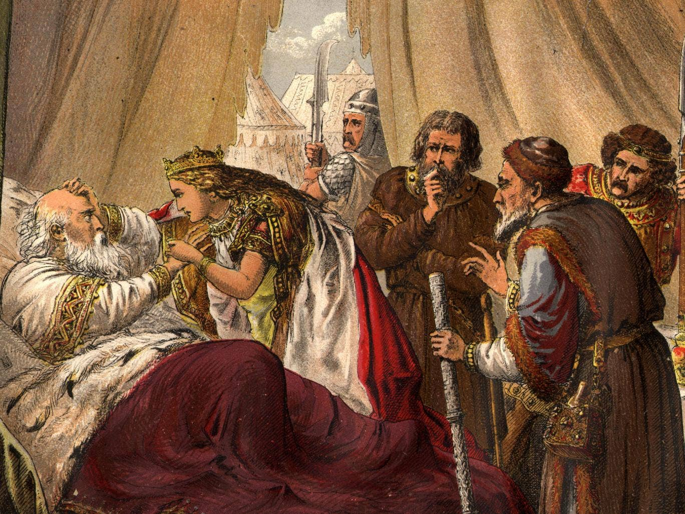 Essay: Shakespeare's King Lear