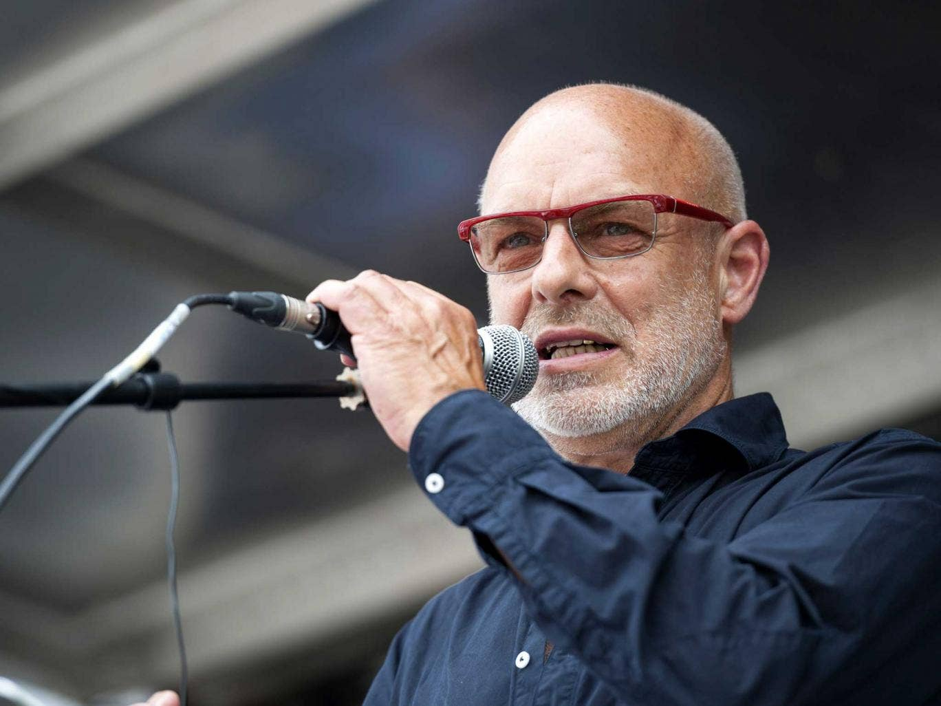 The John Peel Lecture, 6 Music, Review: Brian Eno Focused