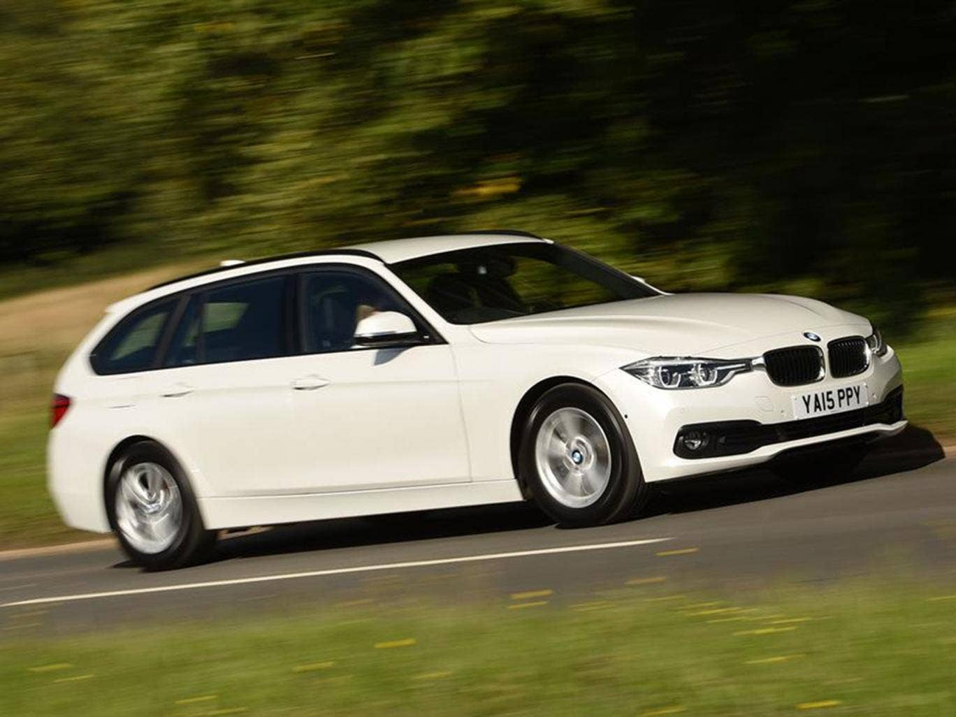 bmw 320d touring ed plus auto motoring review bigger more practical and more efficient. Black Bedroom Furniture Sets. Home Design Ideas