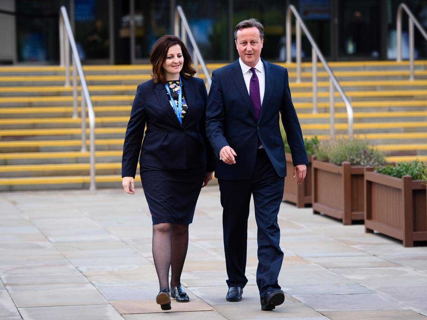 Tory Party Conference: Female MPs complain of being used as 'arm candy' in photos with David CameronBrexit in Brief newsletterBrexit in Brief newsletter        Shape    Created with Sketch.                                                                                                        MPs complain of being used as 'arm candy' in photos with Cameron