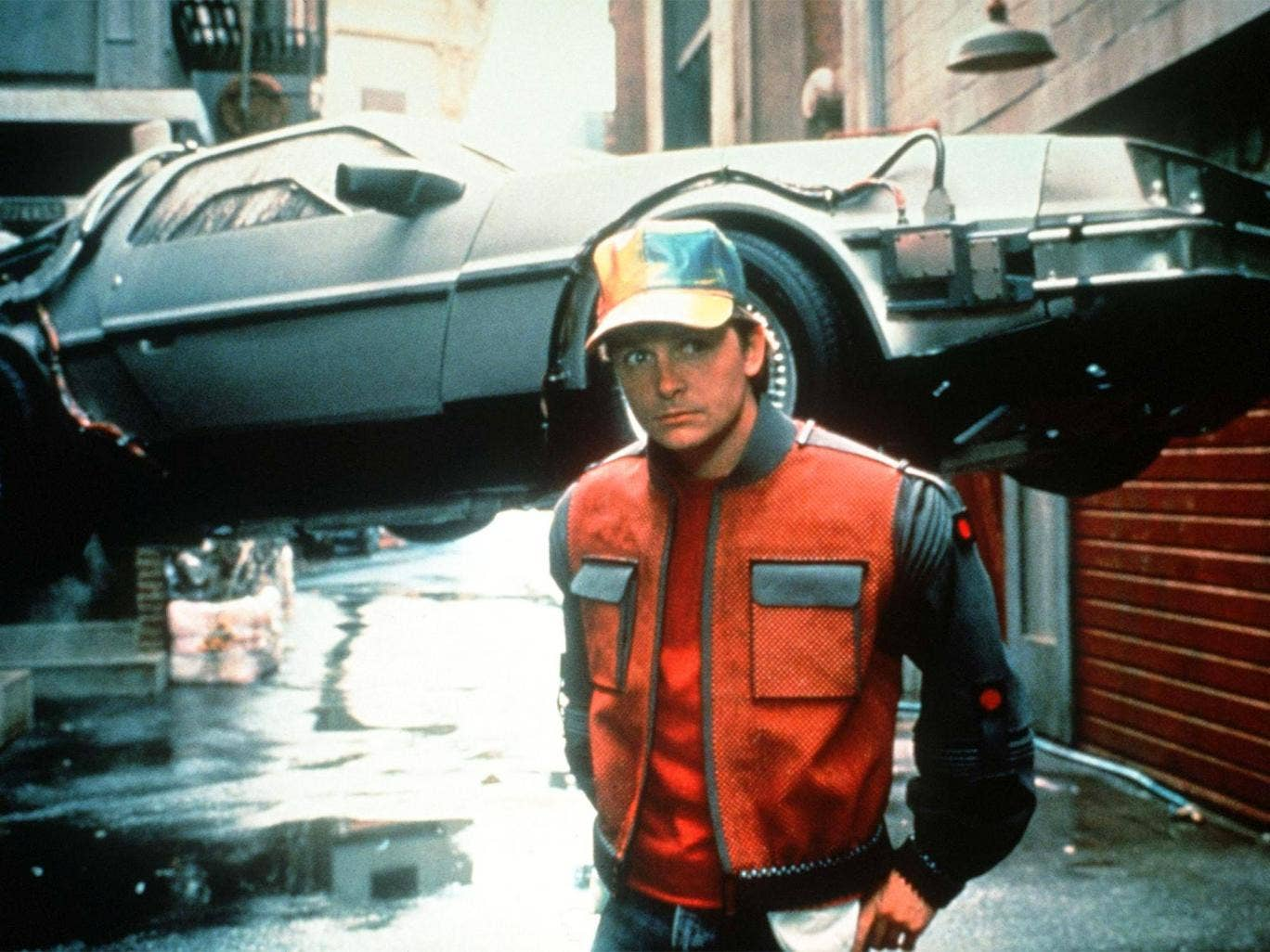 Back to the Future II: How much of the movie has become real 26