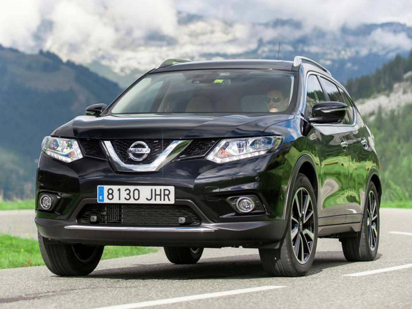 2015 nissan x trail 1 6 dig t 163 tekna motoring review nissan adds an entry level petrol. Black Bedroom Furniture Sets. Home Design Ideas