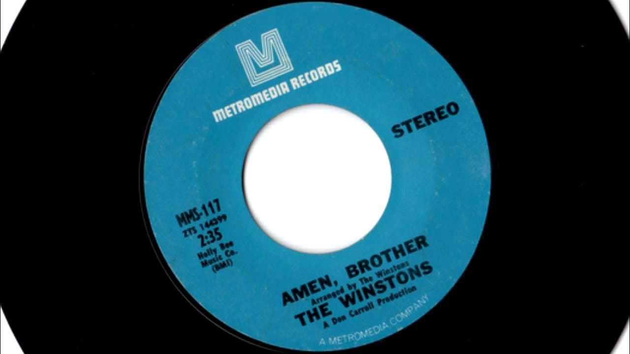 The Band That Invented The Amen Break Finally Gets Paid Digital