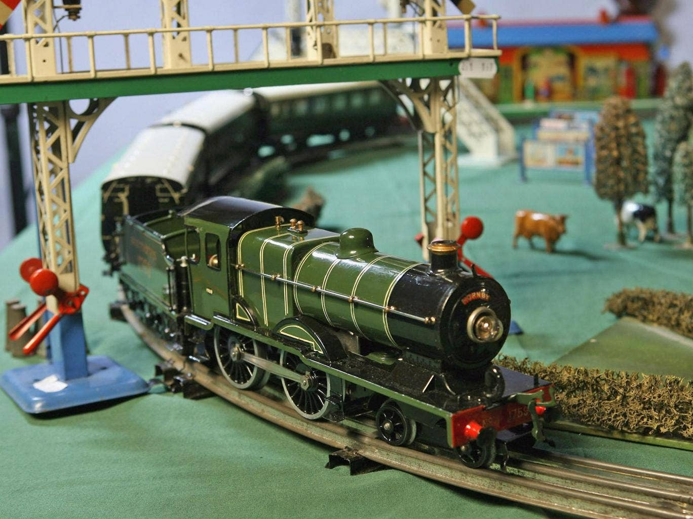 Toymaker Hornby to seek new finance deal after sales slump