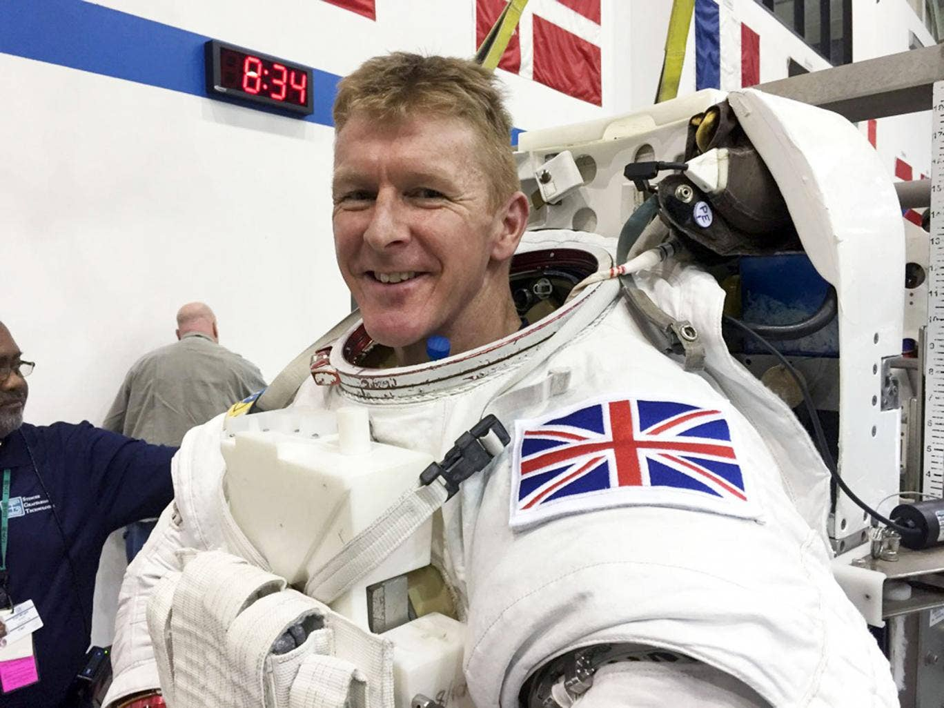 Tim Peake goes into space: What will Britain's first ESA ...