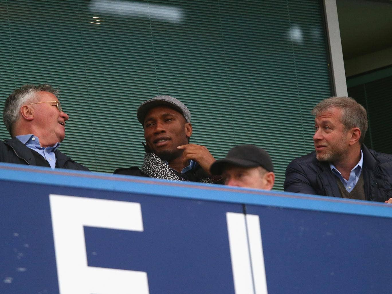 Abramovich is insulted in Italy 09/15/2011 43