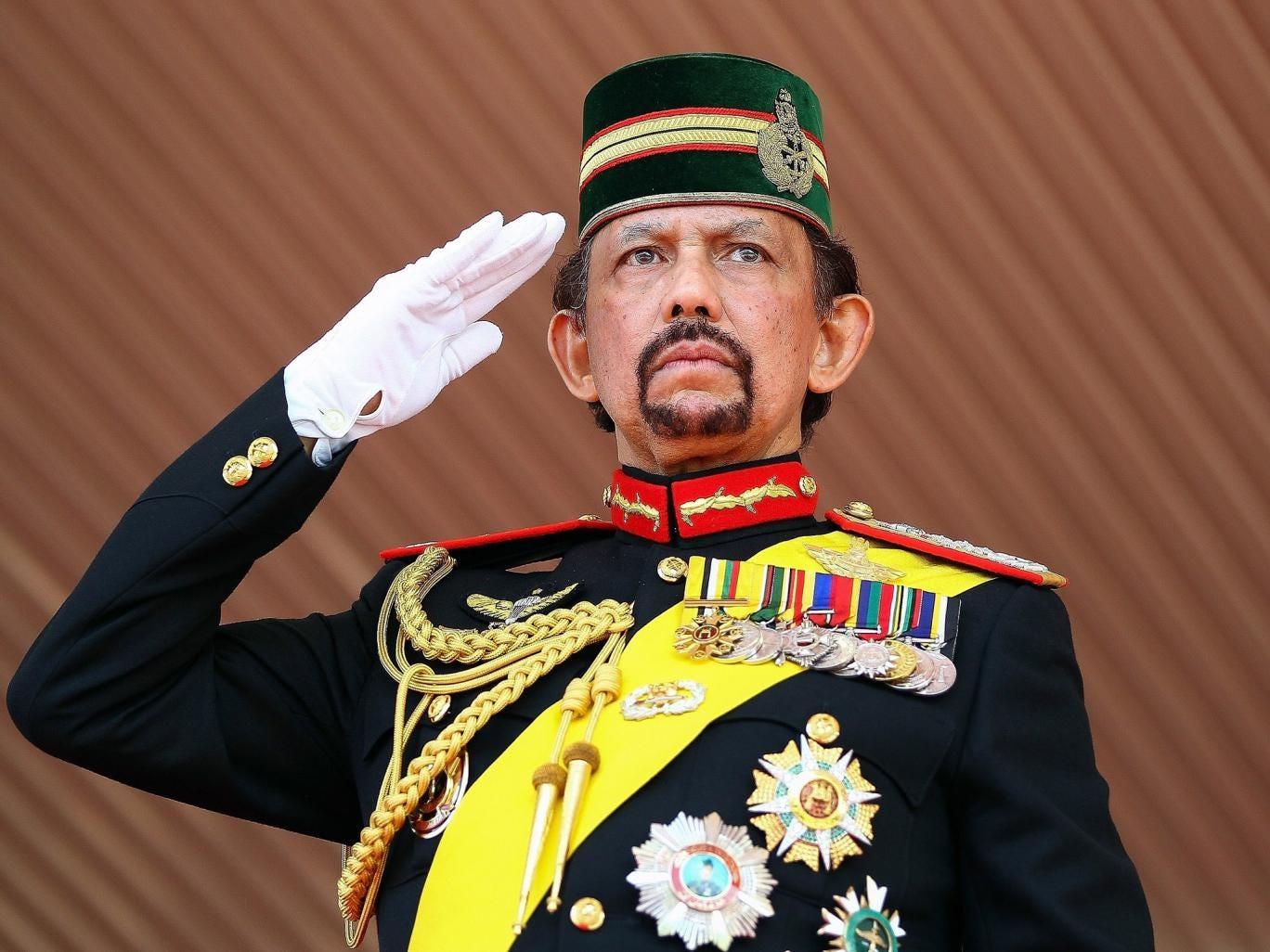 Sultan Von Brunei