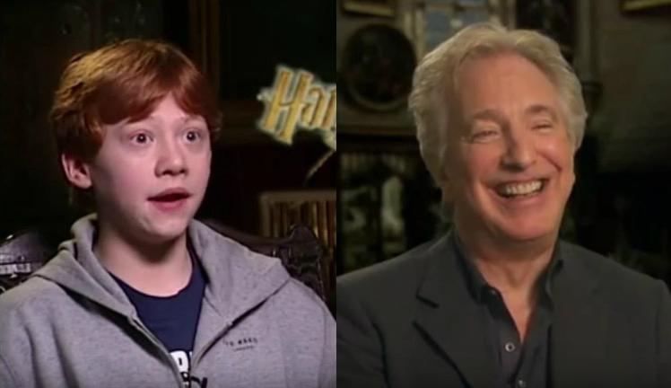 Ron weasley actor dating 18