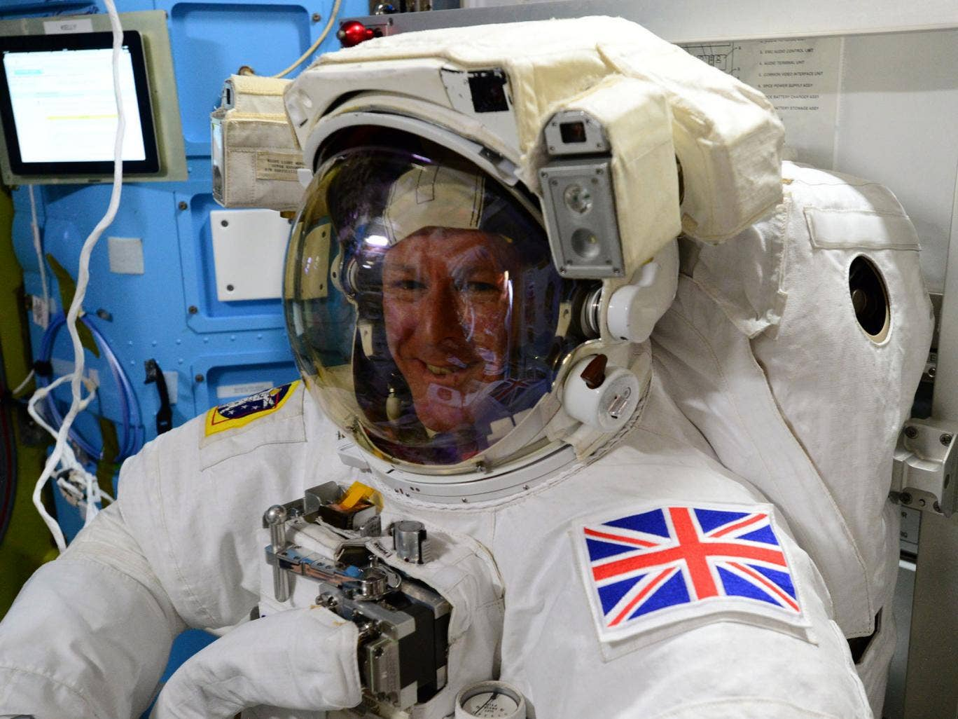 who was the first british astronaut in space - photo #11