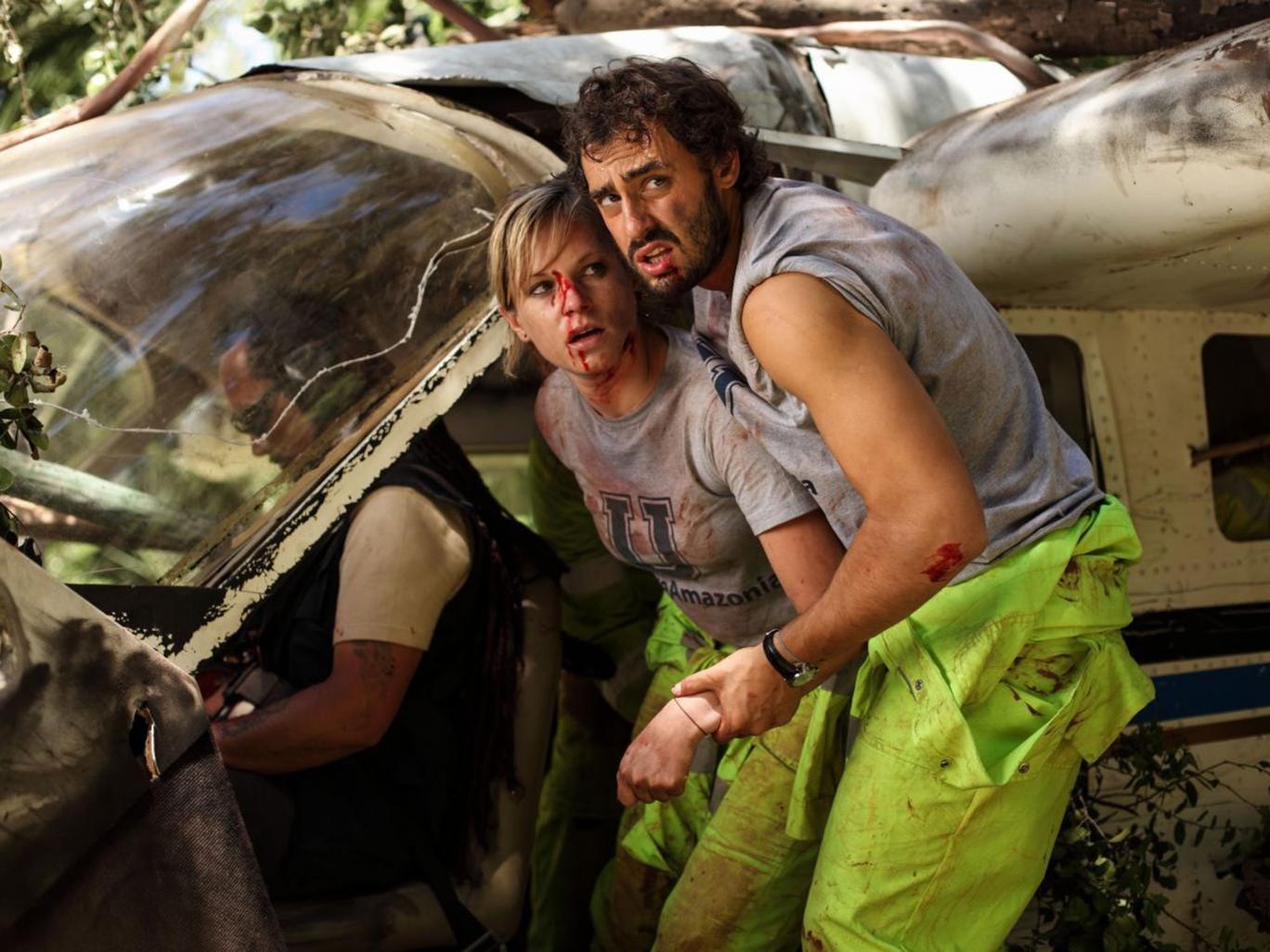 Green Inferno Film