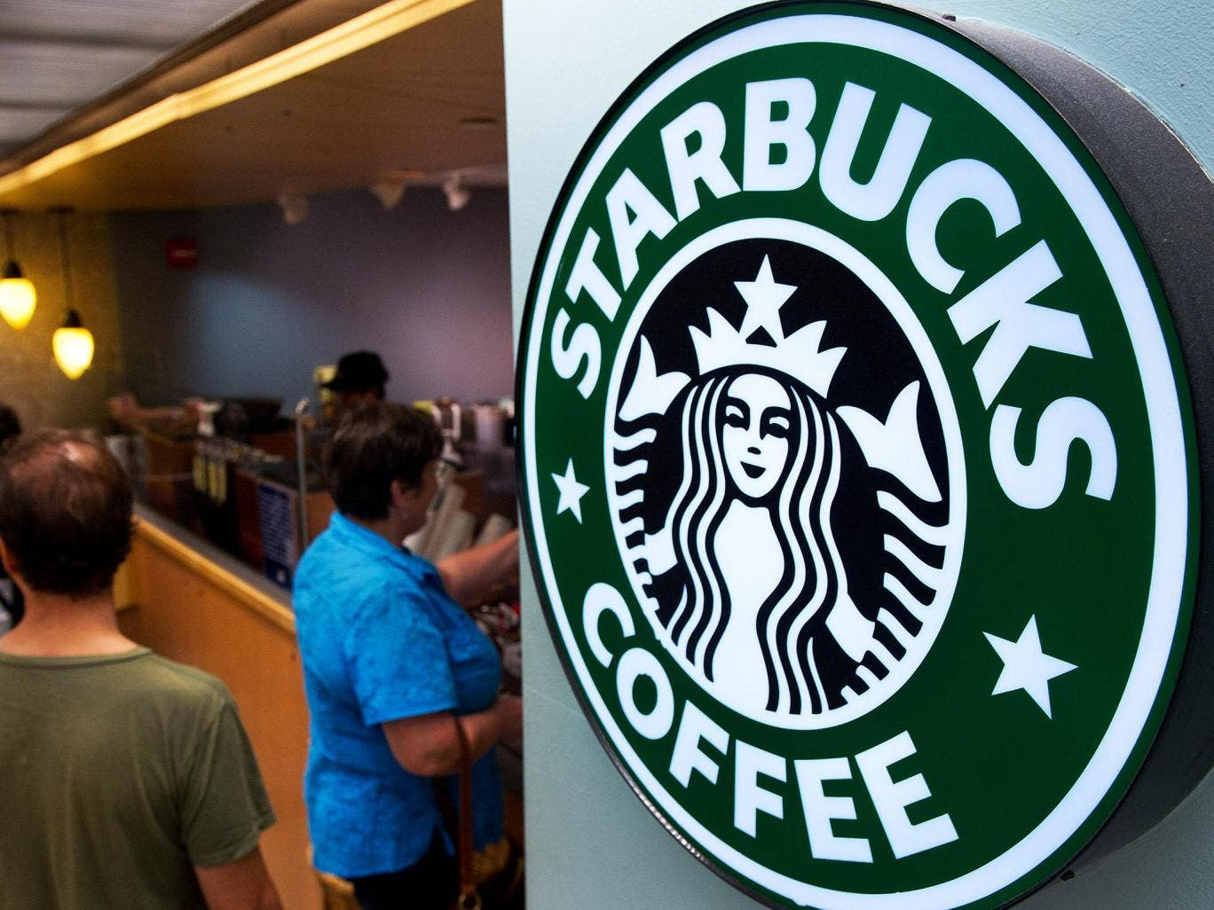 Starbucks To Provide Emergency Nappies In Bid To Become Friendly