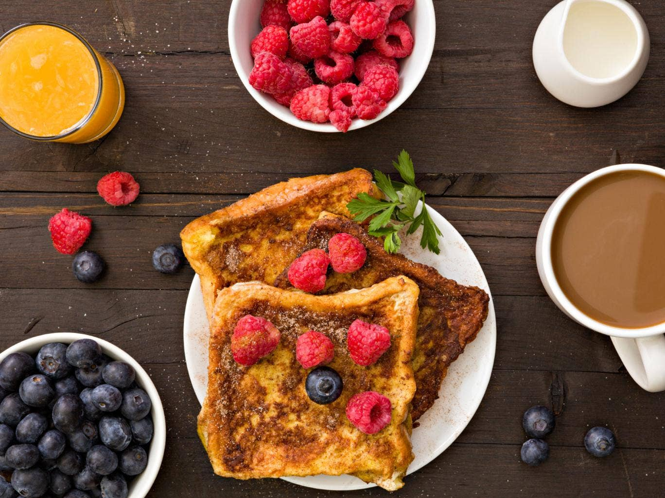 News: Study Suggests Protein-Rich Breakfast Could Prevent Overeating Later