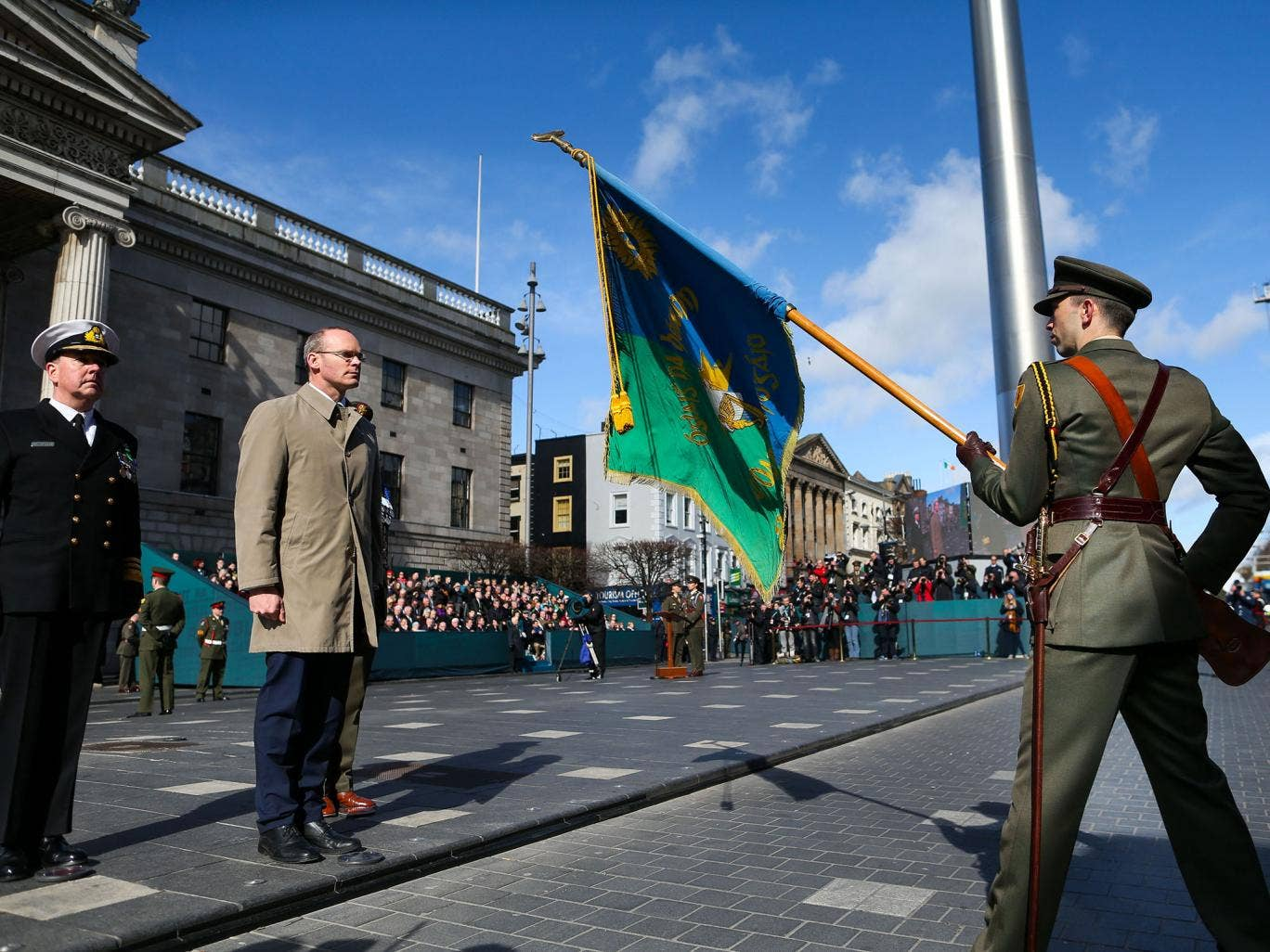 The Easter Rising, my grandfather and the untold story of