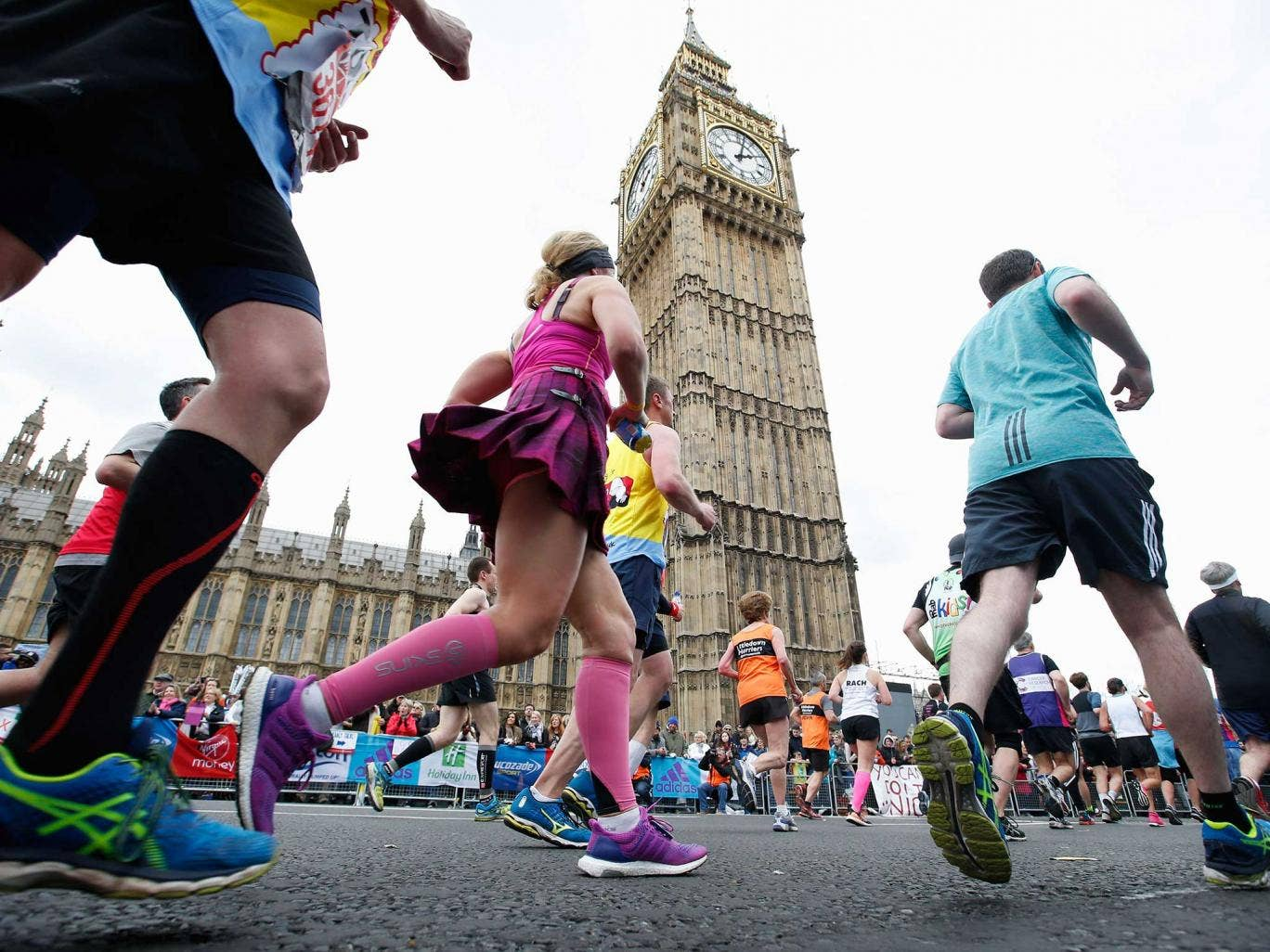I Wont Be Tuning In To The London Marathon