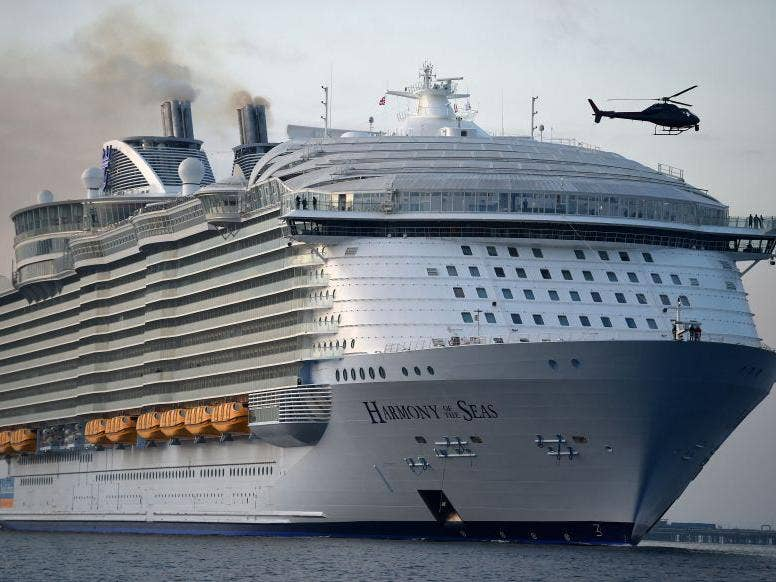 harmony of the seas everything you need to know about the world s