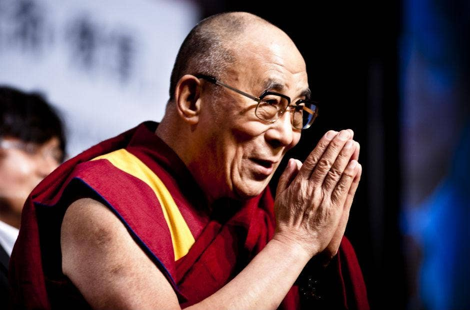 Dalai Lama: Germany cannot become an Arab country