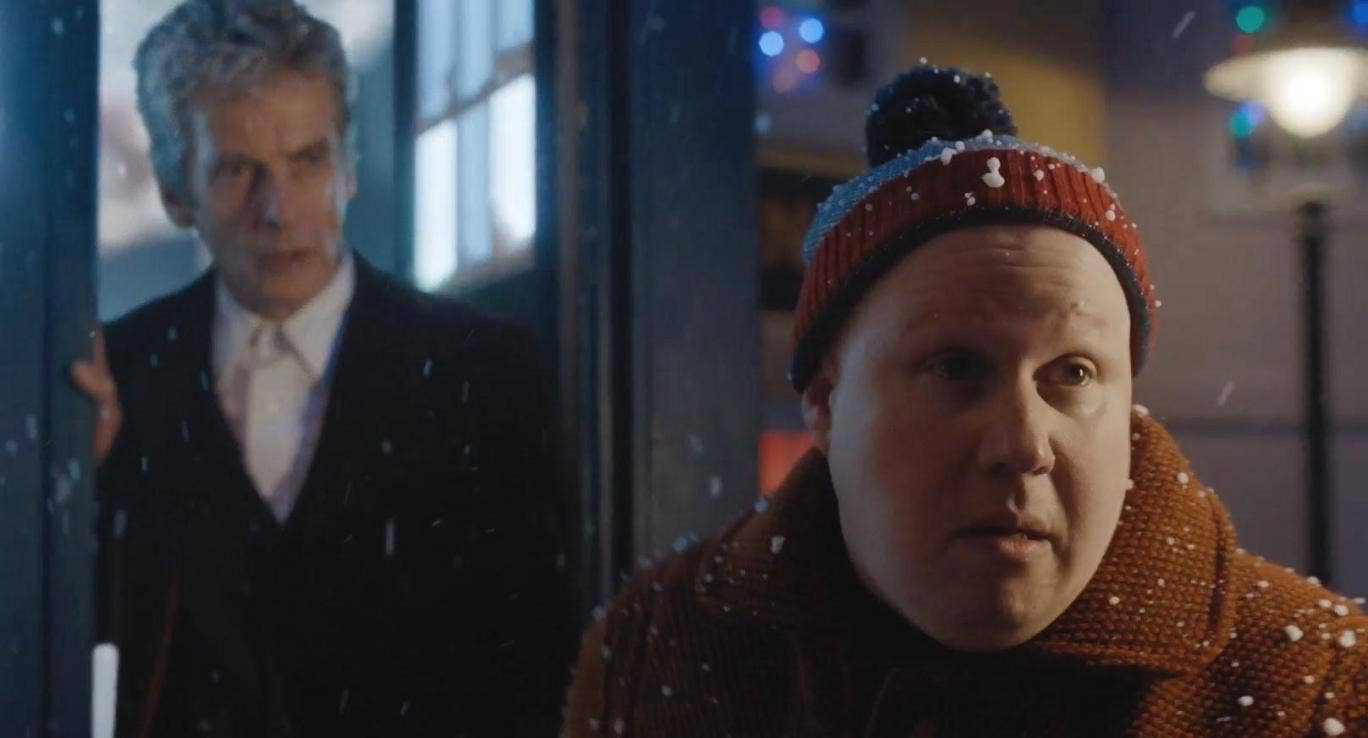 This years christmas special for doctor who will feature a few notable