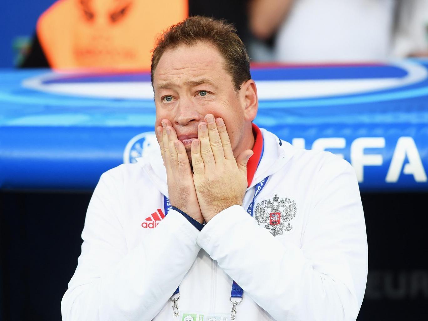 Mutko: Leonid Slutsky resigns as national team coach 25.06.2016 38