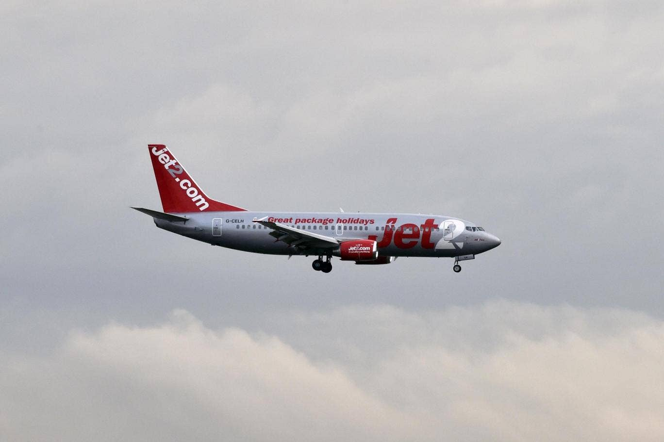 Jet2 Boeing involved in two emergencies has been flying for three decades |  The Independent