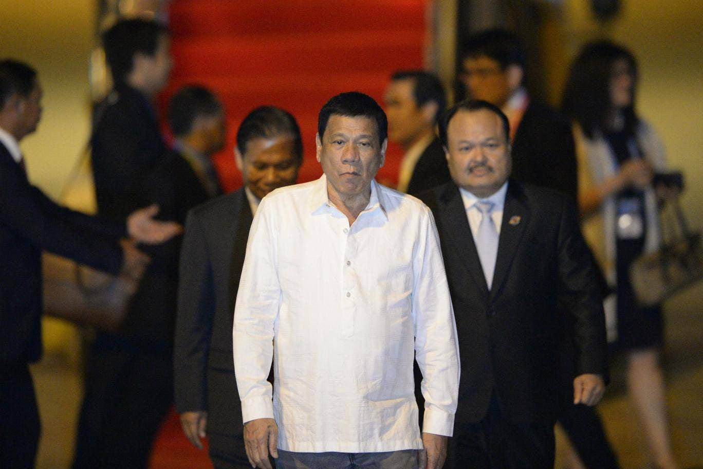 Rodrigo Duterte: Philippines president expresses \'regret\' after ...