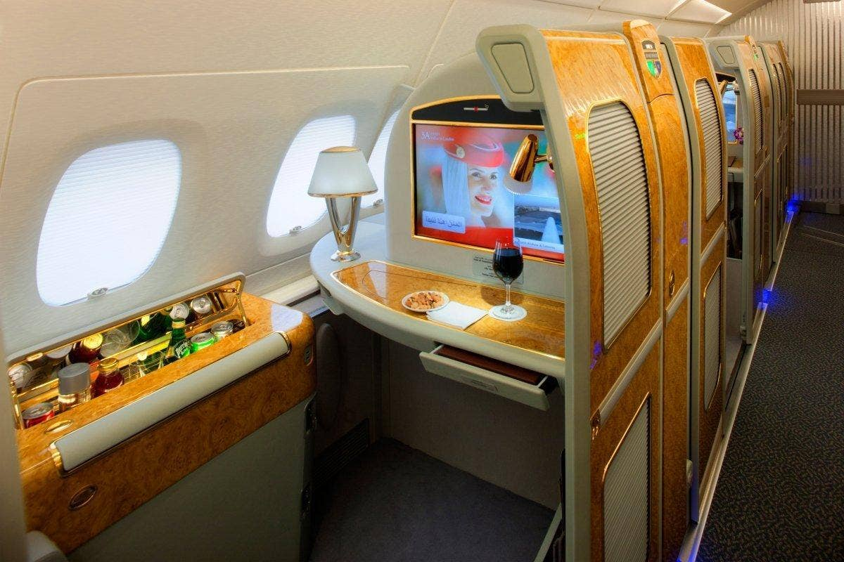 The 10 Most Luxurious First Class Plane Cabins In World