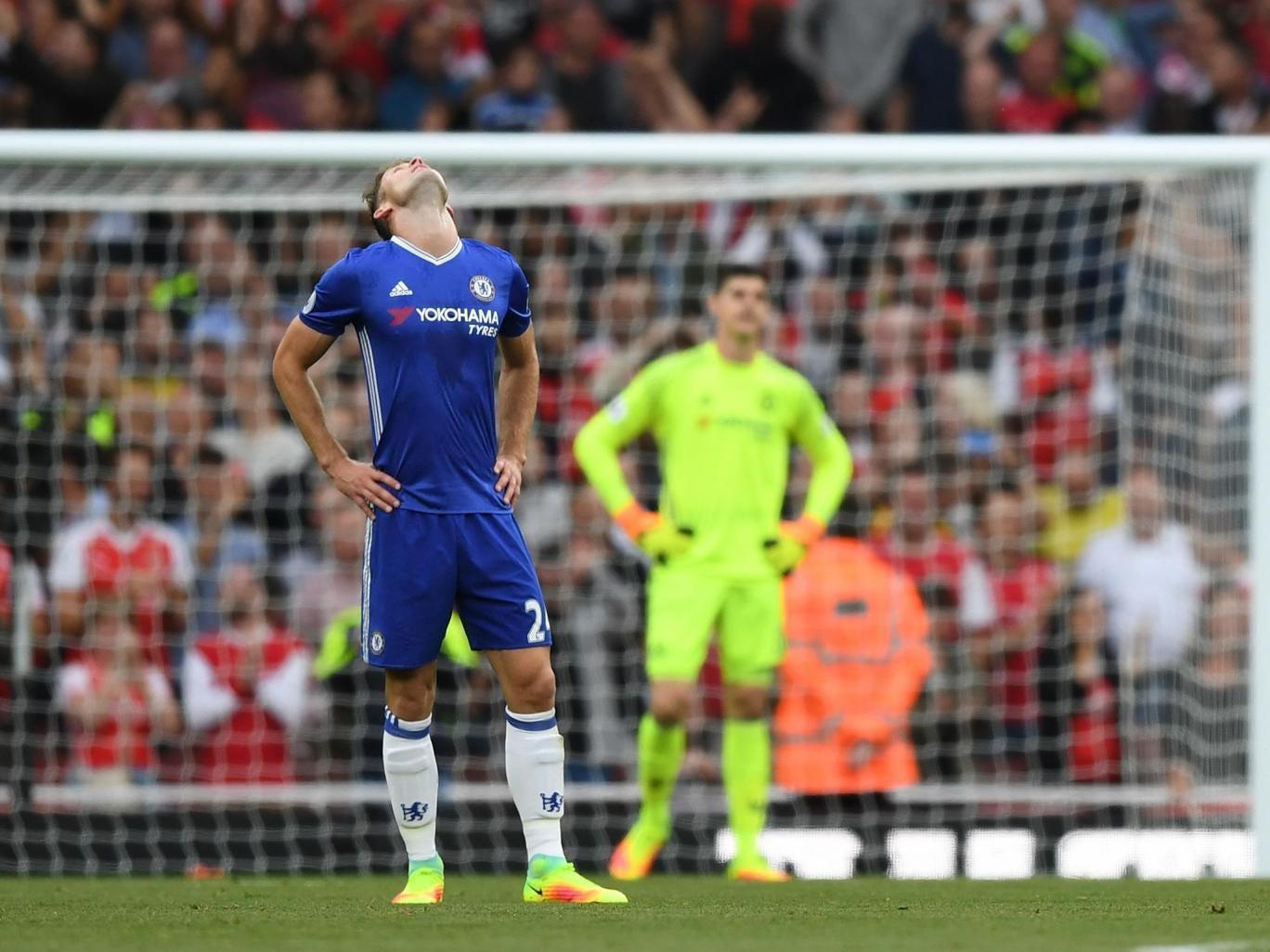 Тренер «Челси» может устроить «чистку» состава после разгрома от«Арсенала»