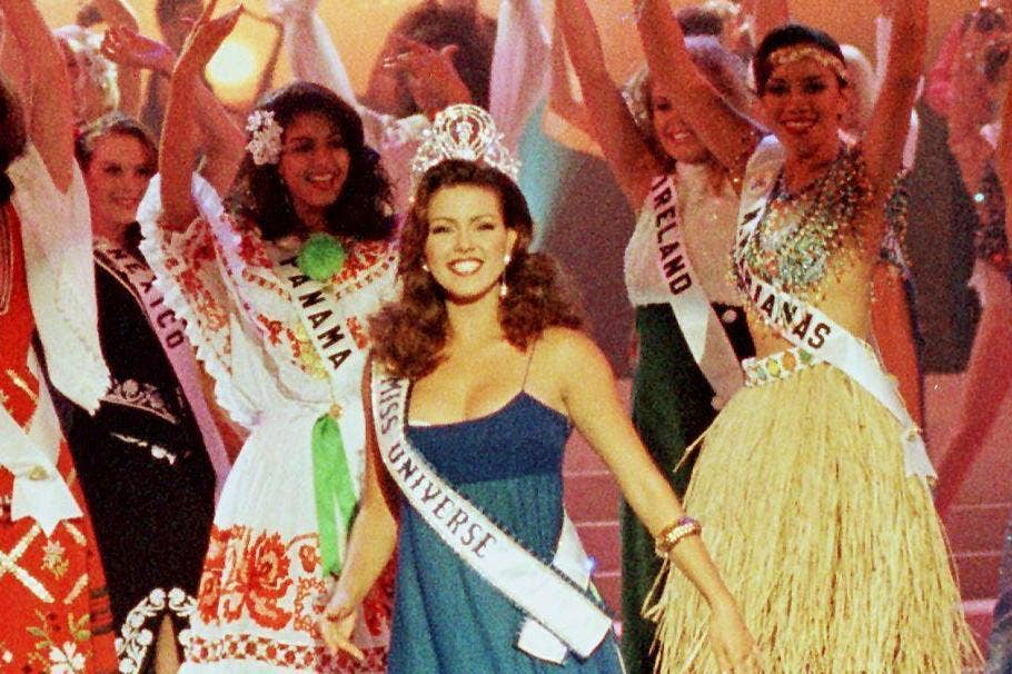 Miss Universe of 1996 Alicia Machado