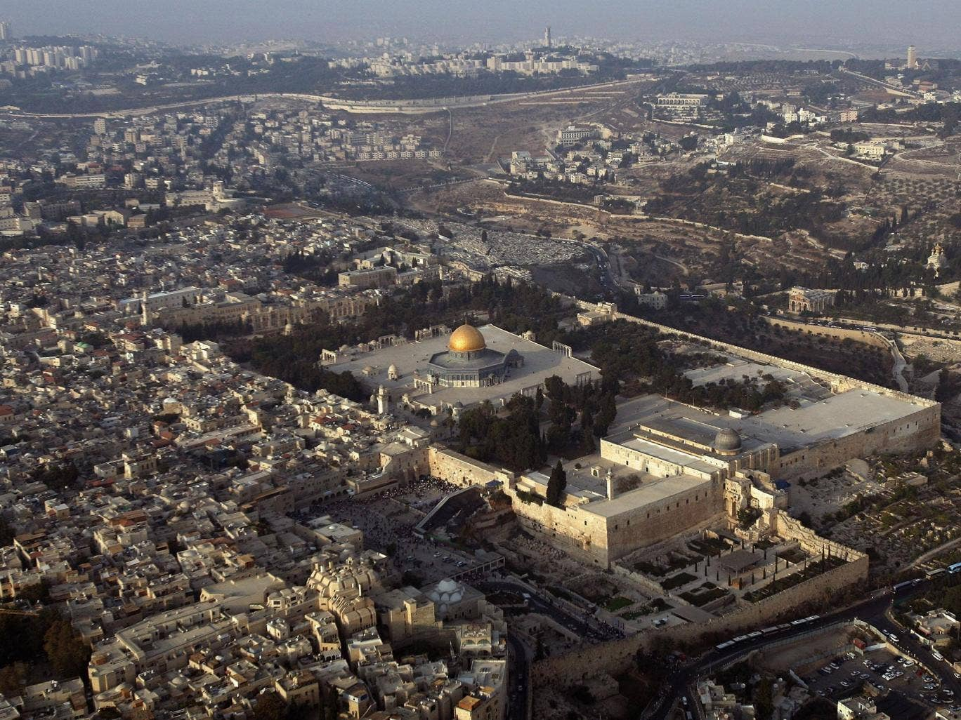 United Nations Votes To Sever Israeli Ties To The Temple Mount
