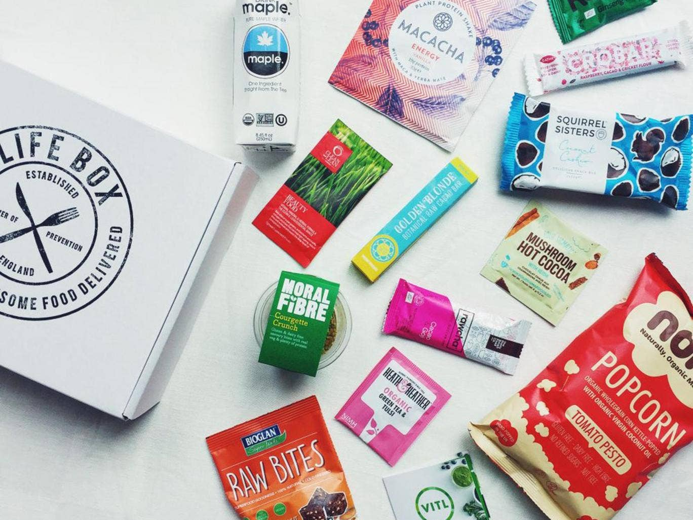 We Tested 4 Stress-Relieving Subscription Boxes to Help You Keep Your Cool picture