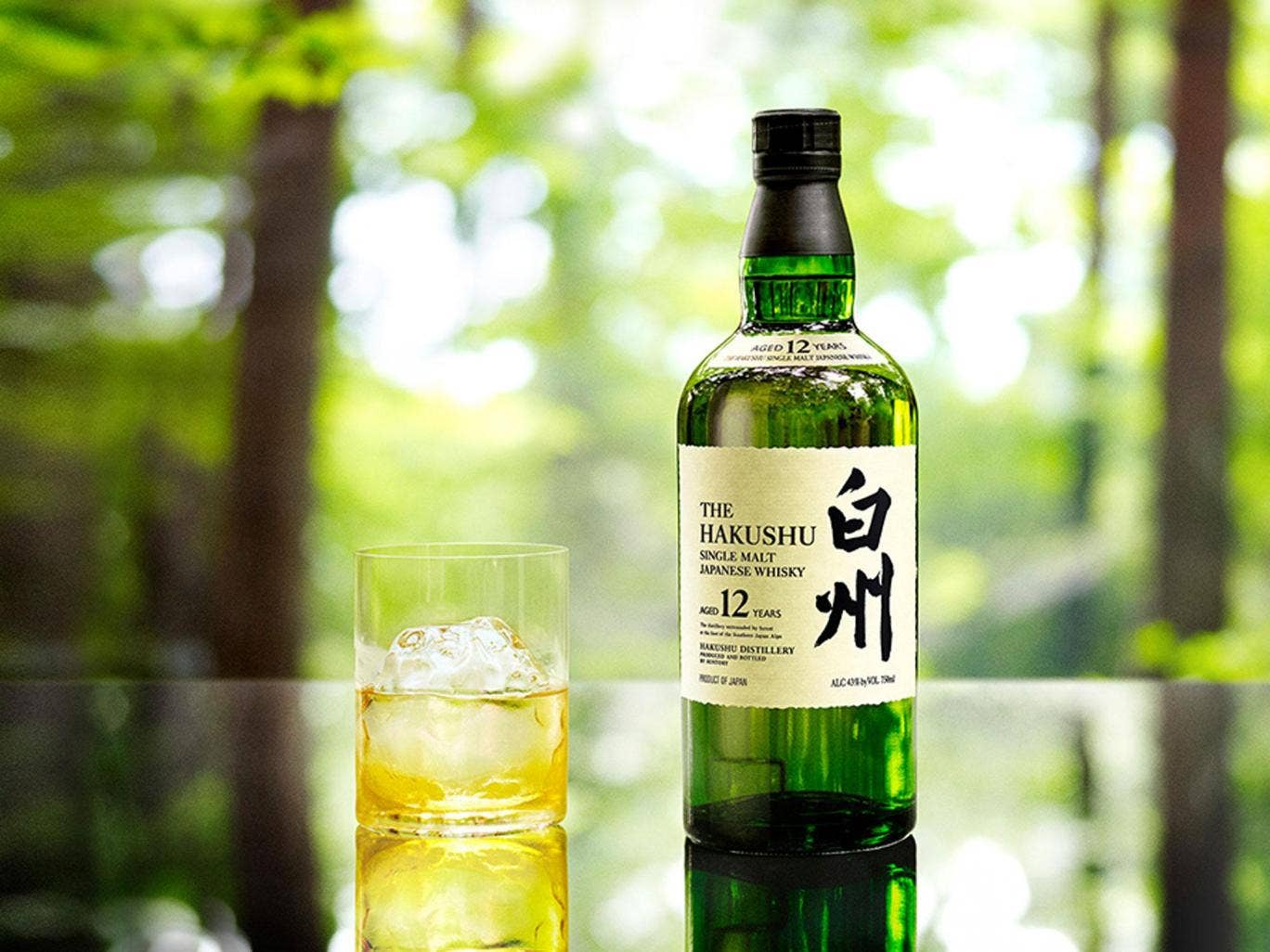8 best japanese whiskies the independent for Most popular whiskey drinks
