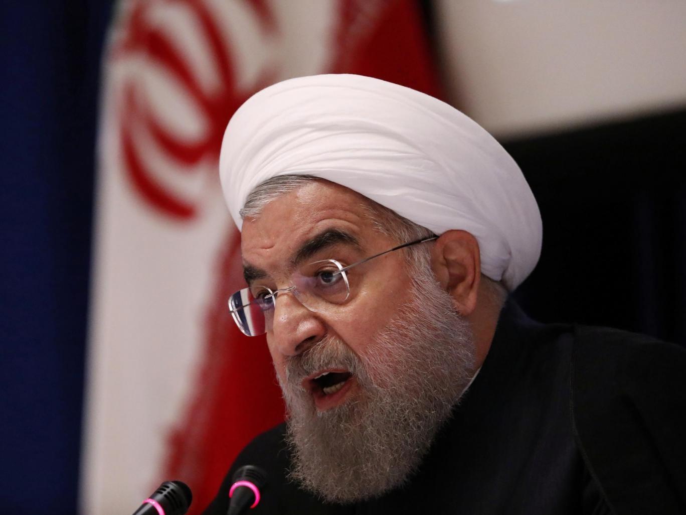 Presidente do Irã diz que país construirá propulsão nuclear marítima