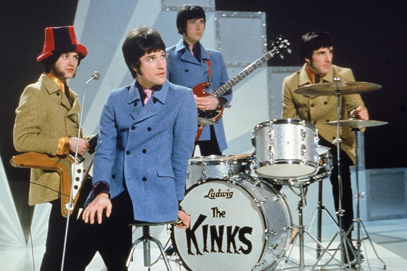 Resultado de imagem para The Kinks