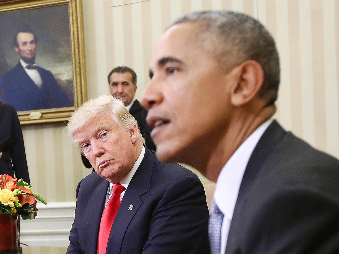 The 10 differences between Trump and Obama after his first year in ...