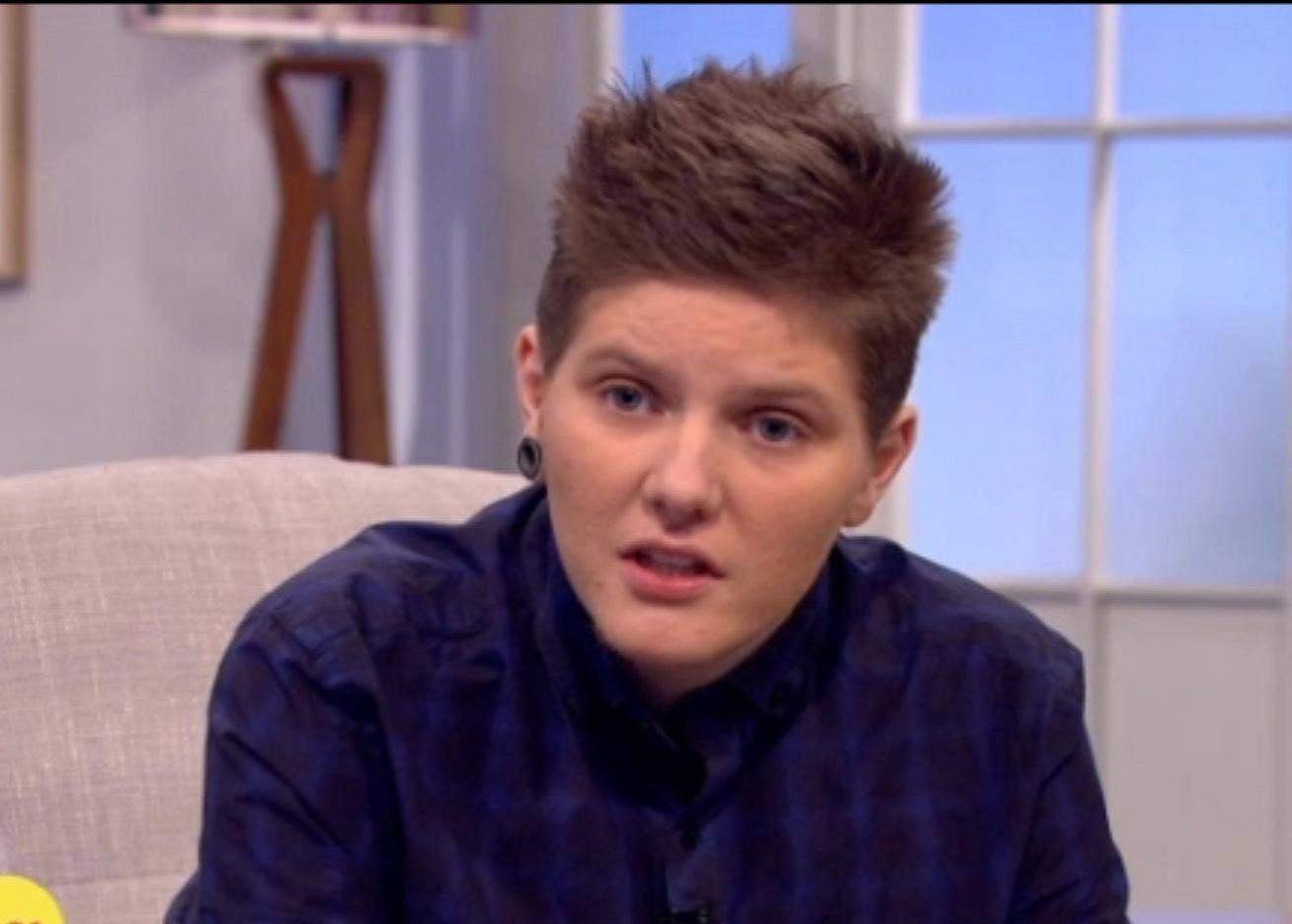Hayden Cross, Transgender, gender reassignment, Pregnancy, Gay, Homosexual, United Kingdom,