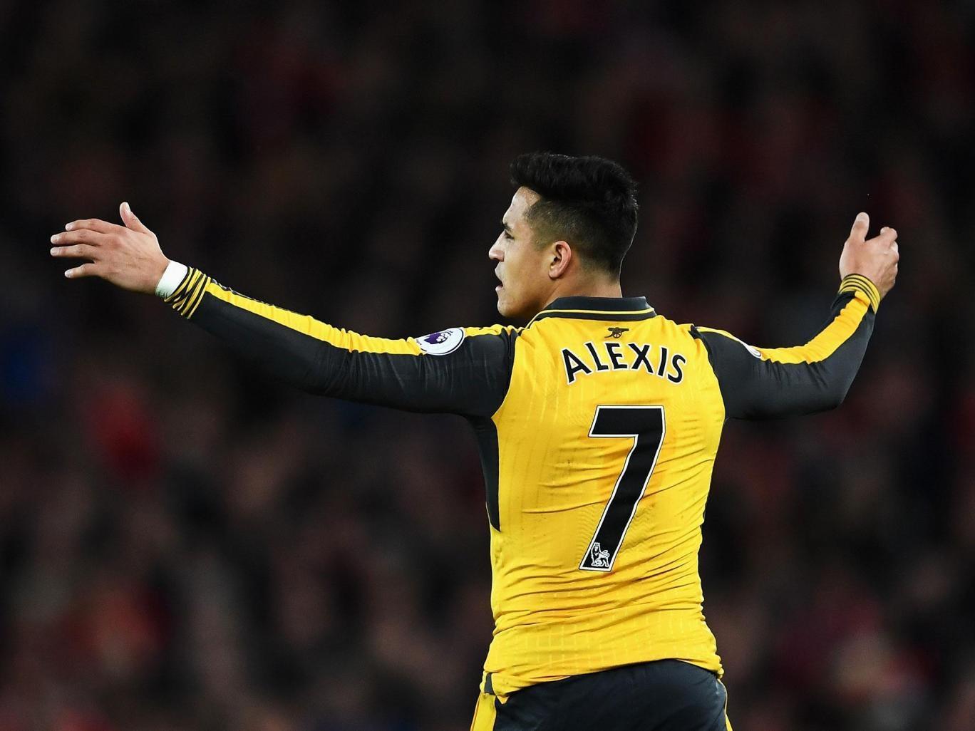 Sanchez đang không hạnh phúc ở Arsenal