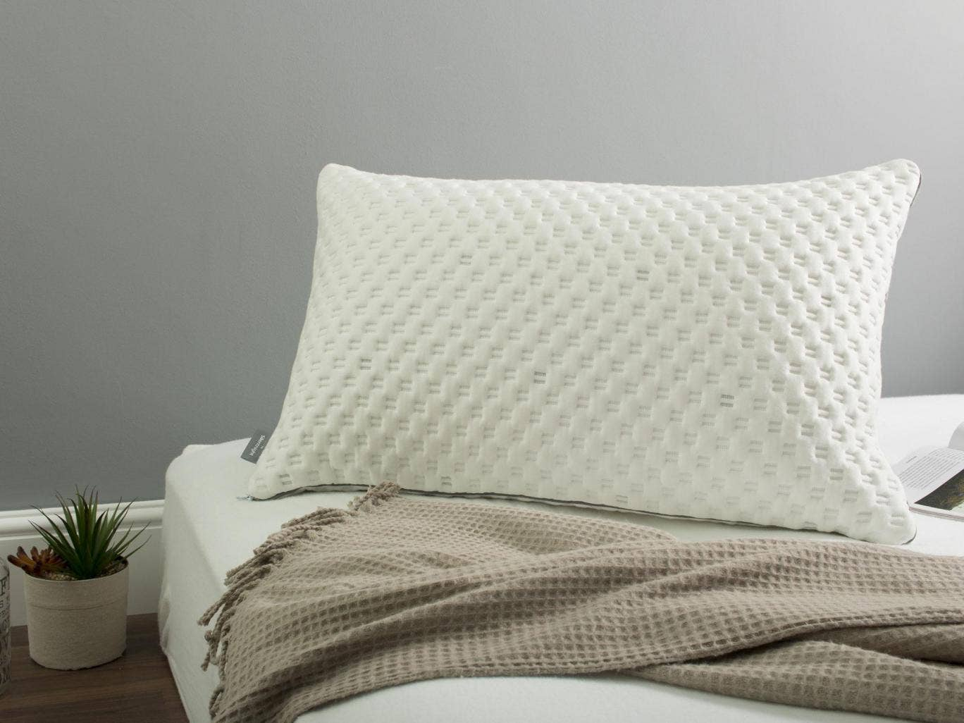 11 best pillows the independent for Best soft bed pillows