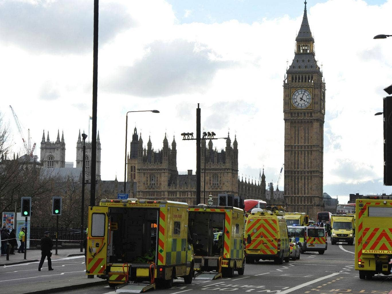 From Paris to London: another city, another attack with elements ...