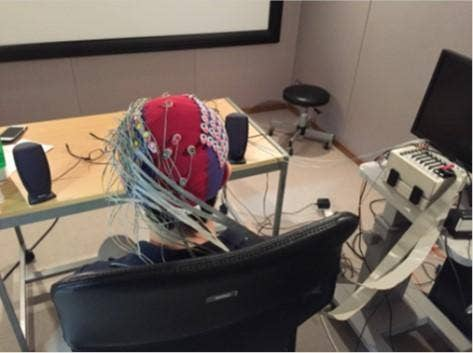 mind-reading device Eeg