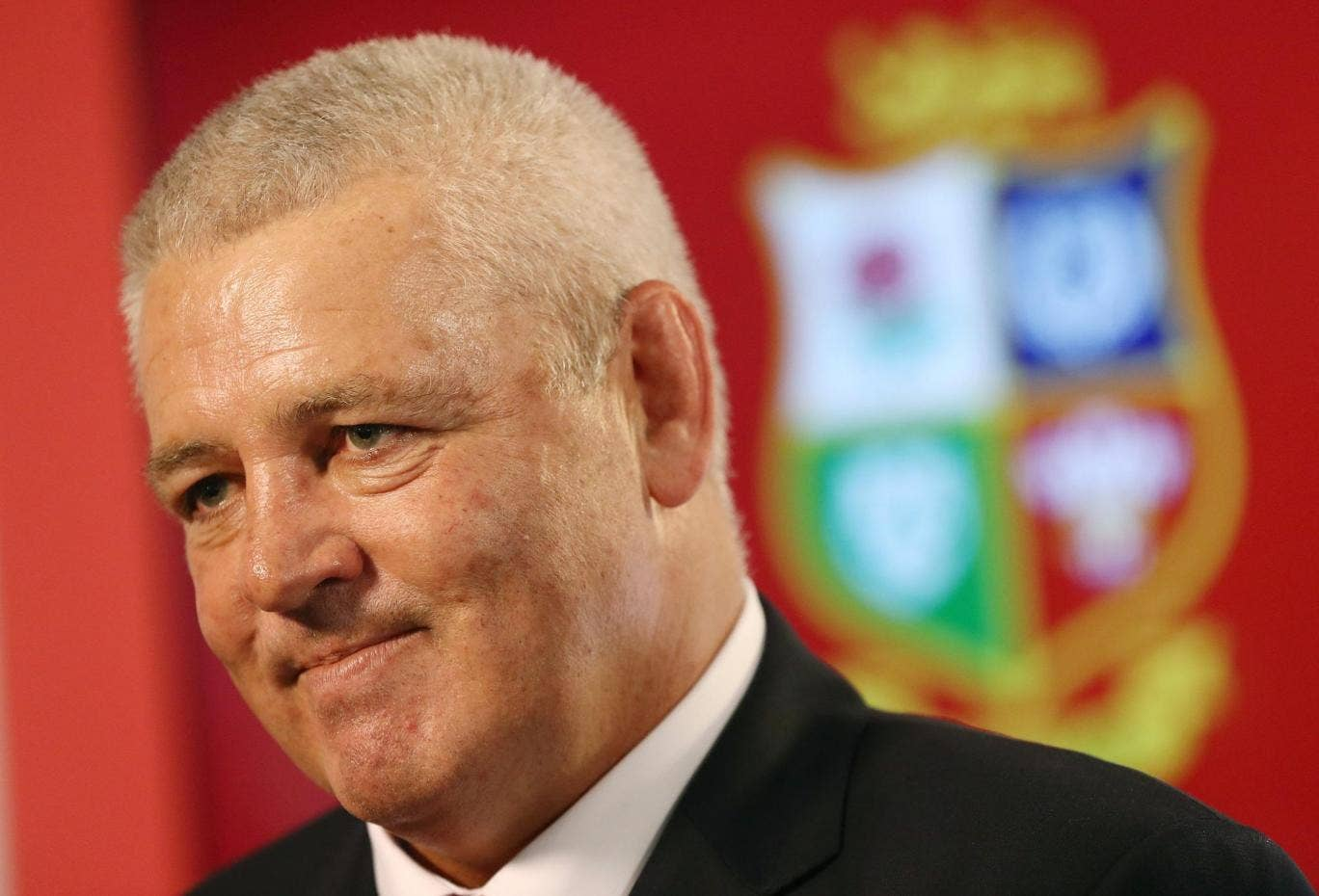 British And Irish Lions Squad Announcement Live Sam - 1971 family lived real lion named neil