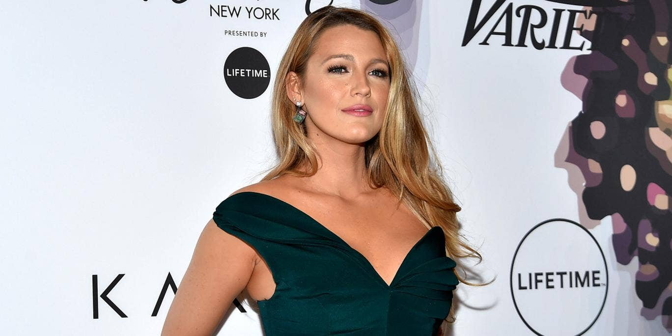 Whoa Blake Lively Was Just Cast in a Major Film forecast