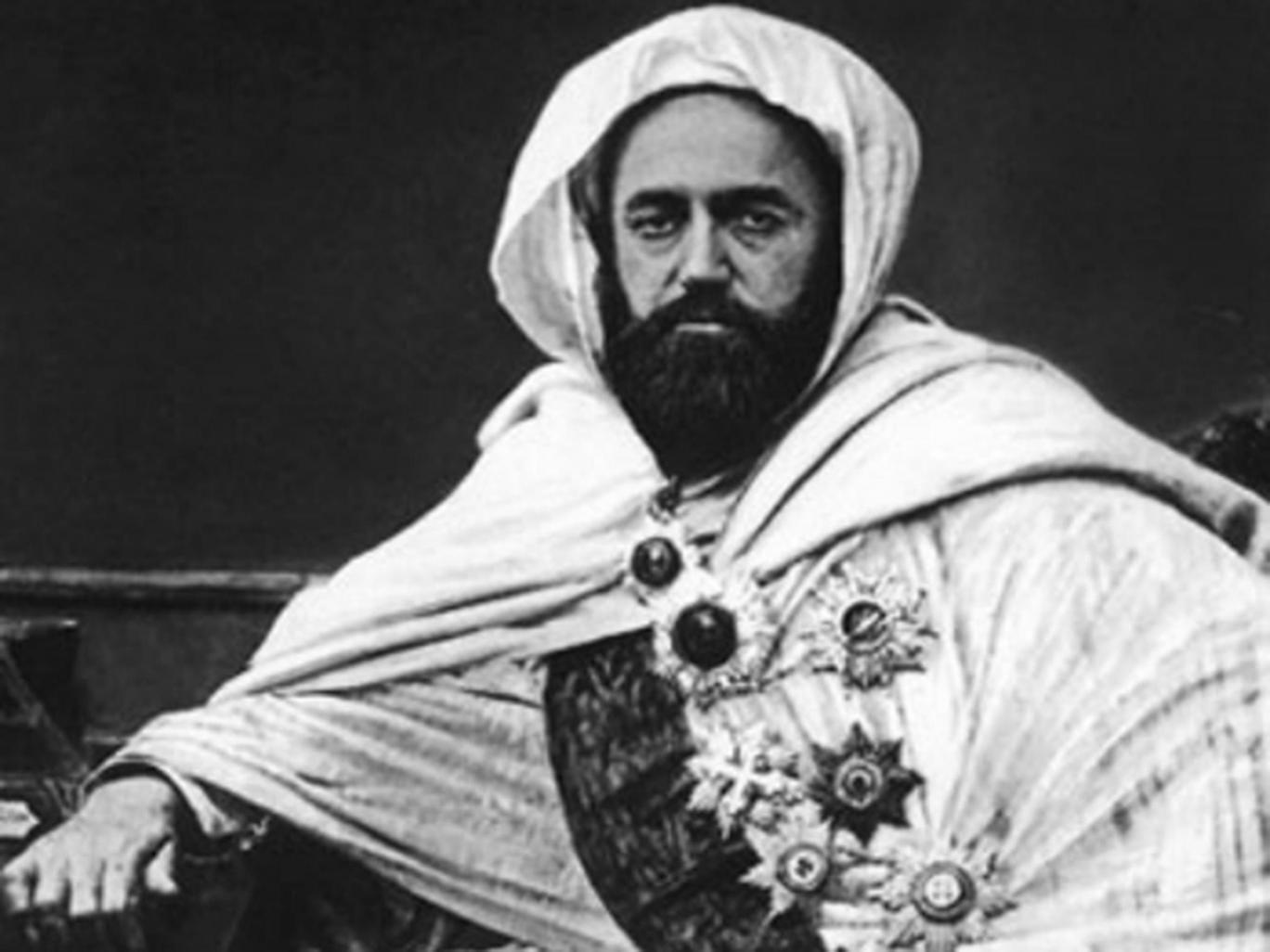 Pour le journaliste britannique Robert Fisk, «l'émir Abdelkader représente l'islam, pas Daech»