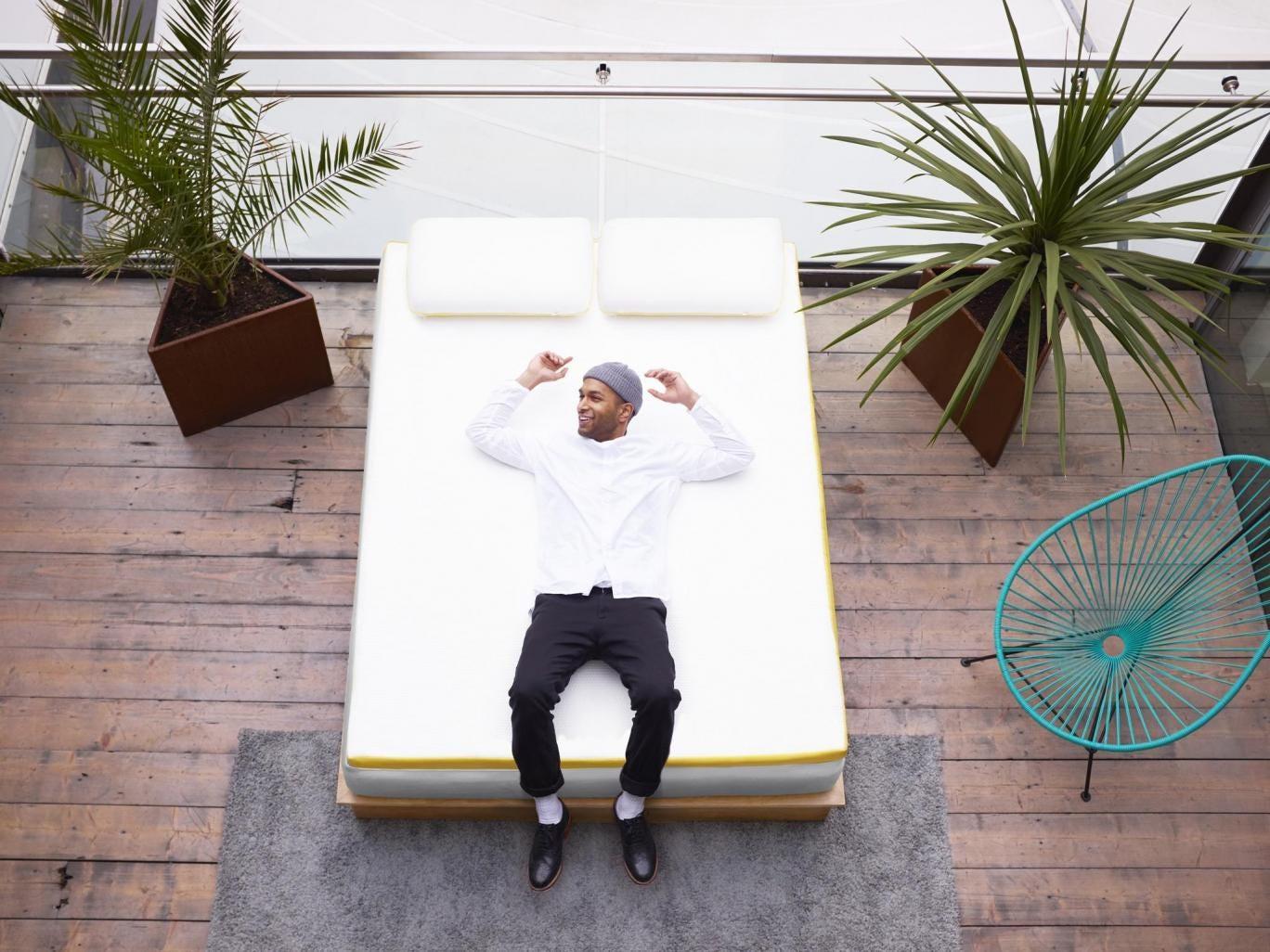 11 Best Beds The Independent Sleep Center Comforta Perfect F 90x200 Matras 9 Mattress Toppers