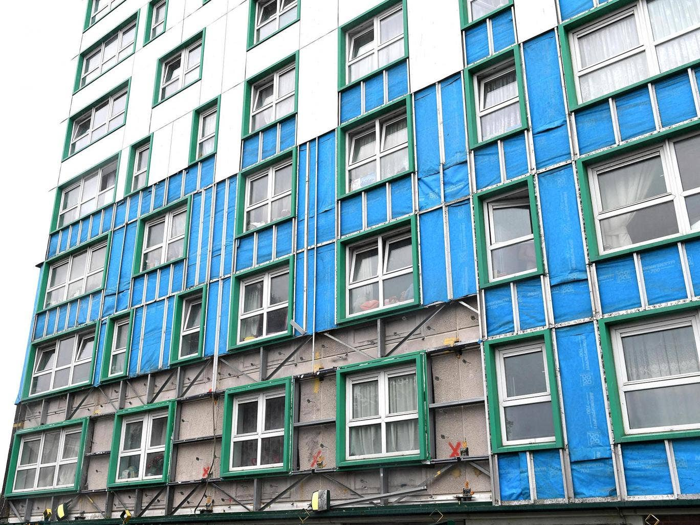 Grenfell Tower fire: Different \'flammable\' cladding varieties not ...