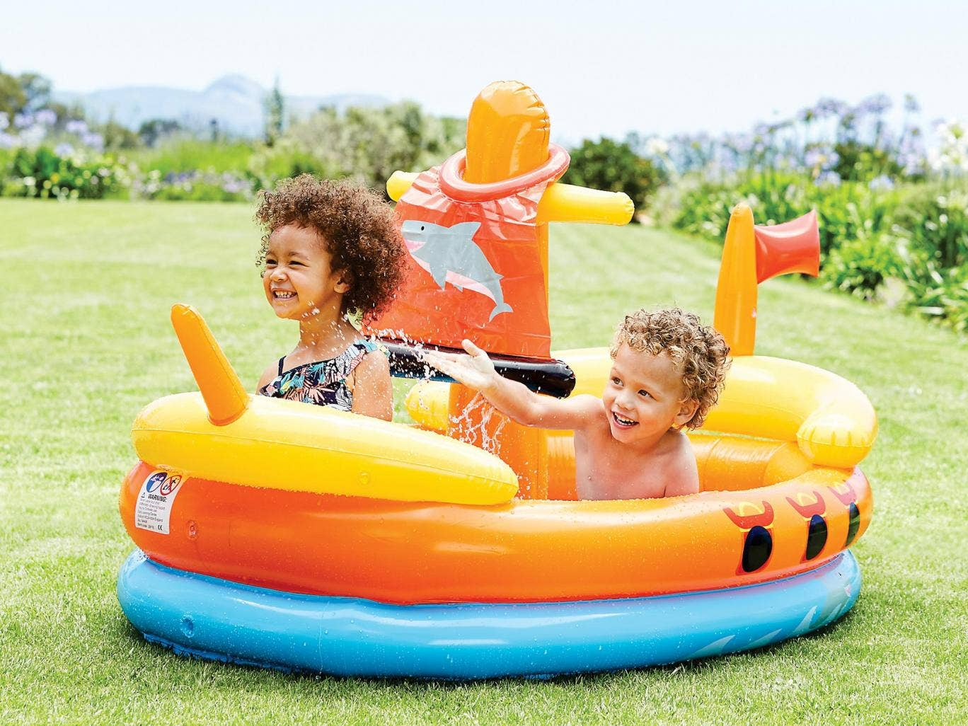 10 Best Eco Friendly Toys The Independent Bouncer Sugar Baby 11 Paddling Pools