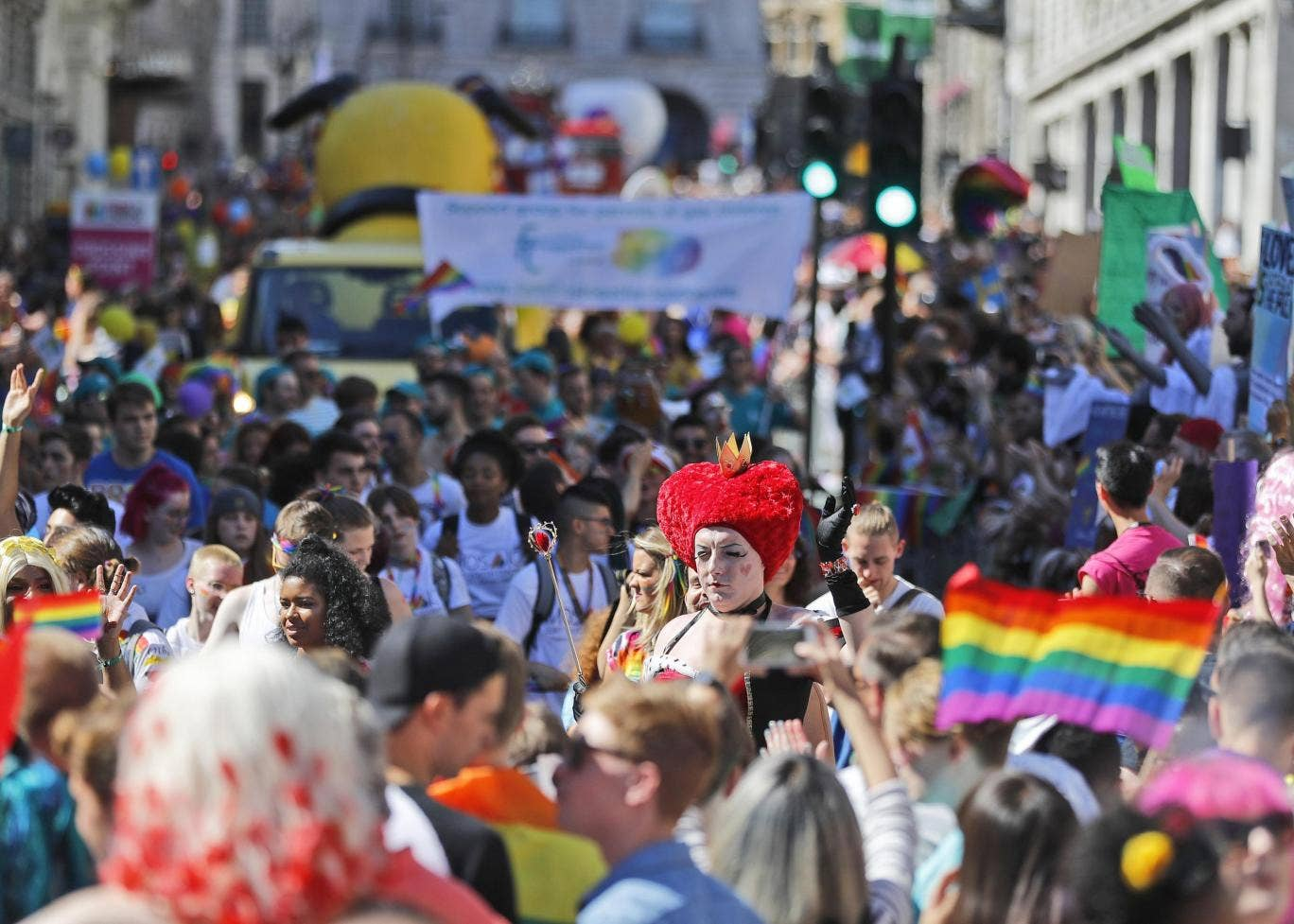 Evangelical protestants and homosexuality