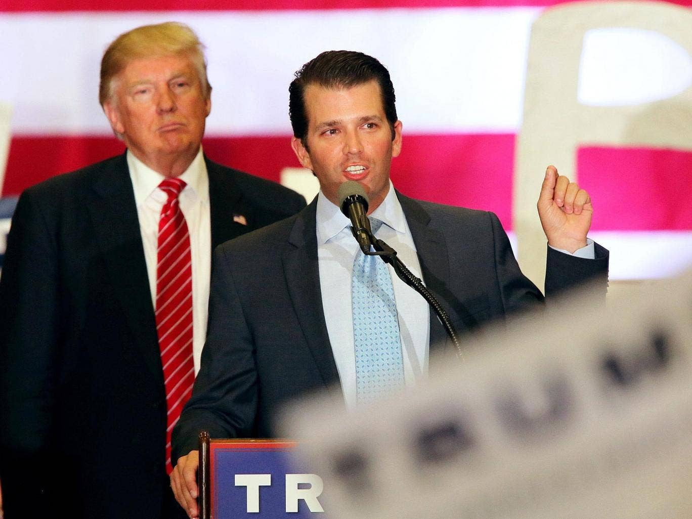 Don't fear Donald Trump Jr – fear the political...