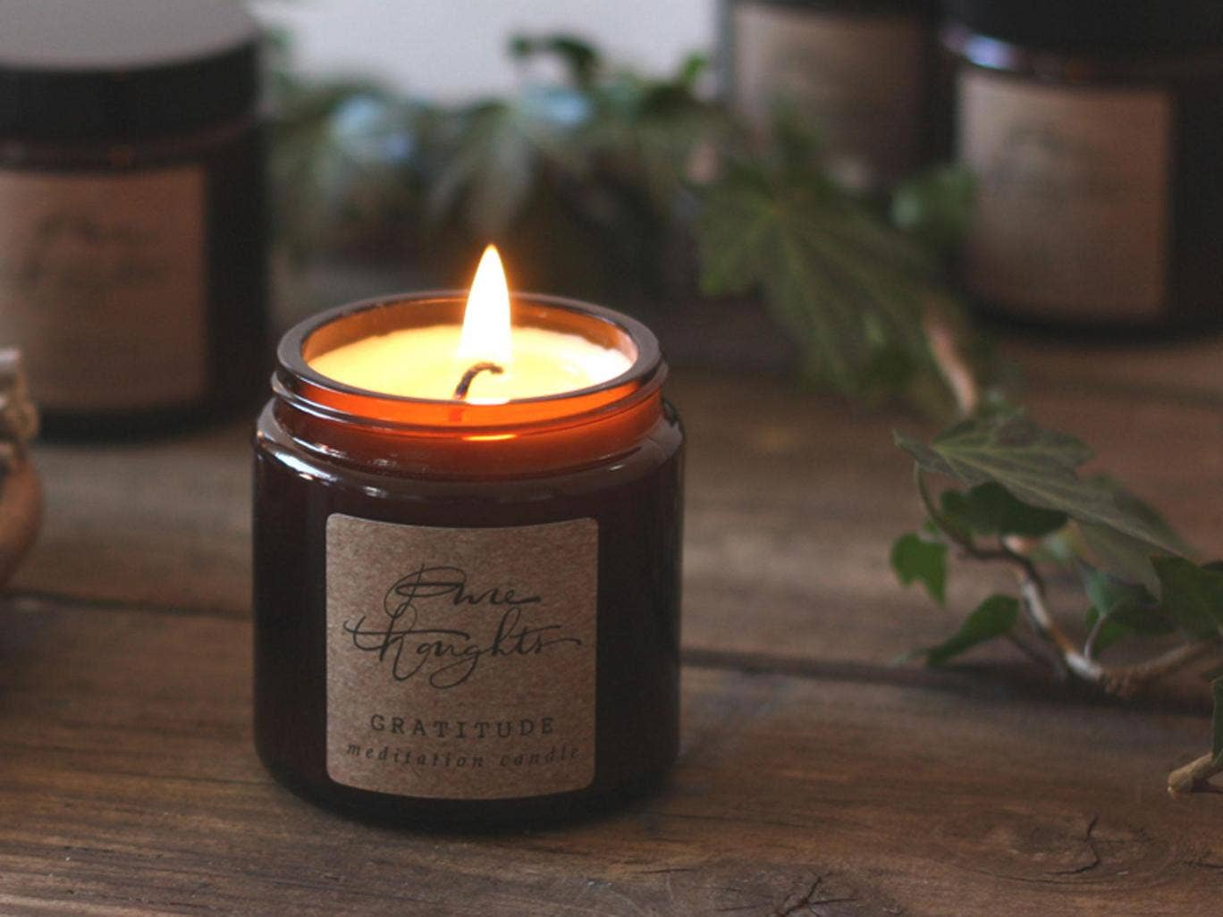 7 best non-toxic candles | The Independent